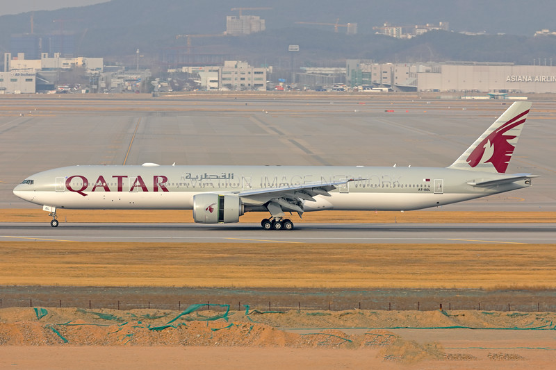 A7-BEL | Boeing 777-3DZ/ER | Qatar Airways
