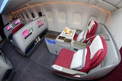 A7-BED | Boeing 777-3DZ/ER | Qatar Airways