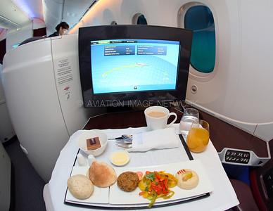 A7-BCJ   Boeing 787-8   Qatar Airways