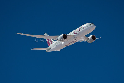 A7-BCU | Boeing 787-8 | Qatar Airways