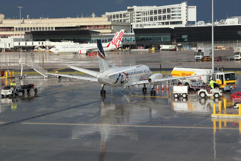 VH-ZRM | Saab 340B | REX - Regional Express