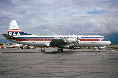N178RV | Lockheed L-188 Electra | RAA - Reeve Aleutian Airways