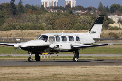 C-GRXX | Piper PA-31-350 | Regency Express Airlines