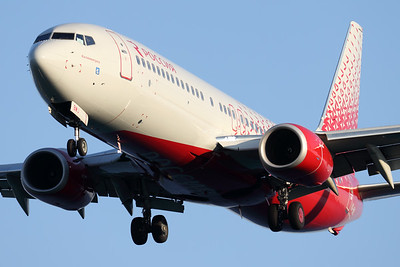 VQ-BWJ | Boeing 737-8LJ | Rossiya Airlines