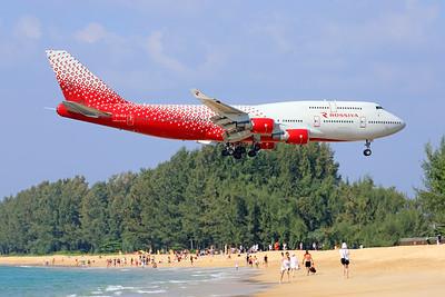 EI-XLG | Boeing 747-446 | Rossiya Airlines