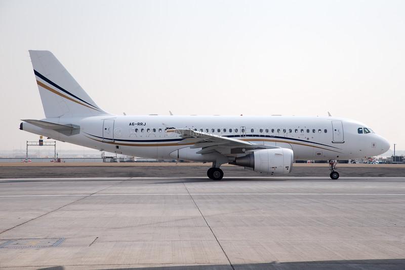 A6-RRJ | Airbus A319-115X ACJ | Rotana Jet