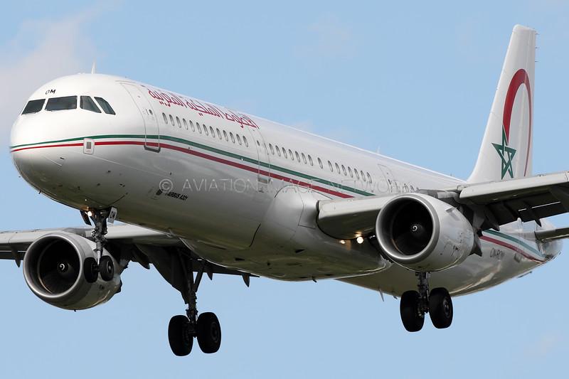 CN-ROM   Airbus A321-211   Royal Air Maroc