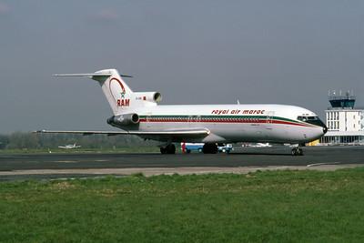CN-RMO   Boeing 727-2B6   Royal Air Maroc