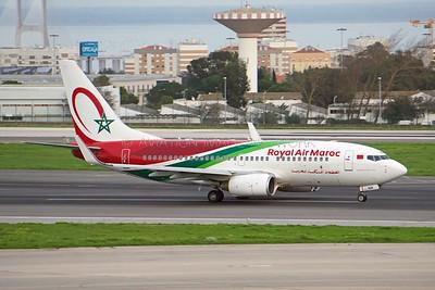 CN-RNR | Boeing 737=7BN | Royal Air Maroc