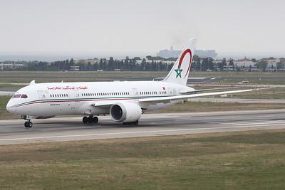 CN-RGB | Boeing 787-8 | Royal Air Maroc