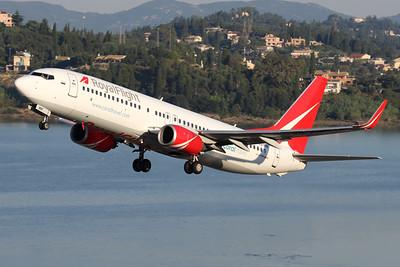 VQ-BRF | Boeing 737-808 | Royal Flight