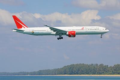 VQ-BGP | Boeing 777-31H/ER | Royal Flight