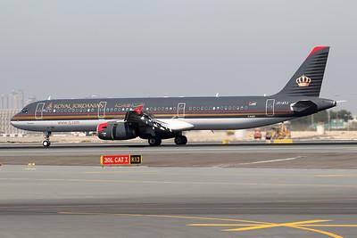 JY-AYJ | Airbus A321-231 | Royal Jordanian