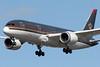 JY-BAA | Boeing 787-8 | Royal Jordanian