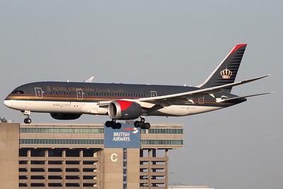 JY-BAG | Boeing 787-8 | Royal Jordanian