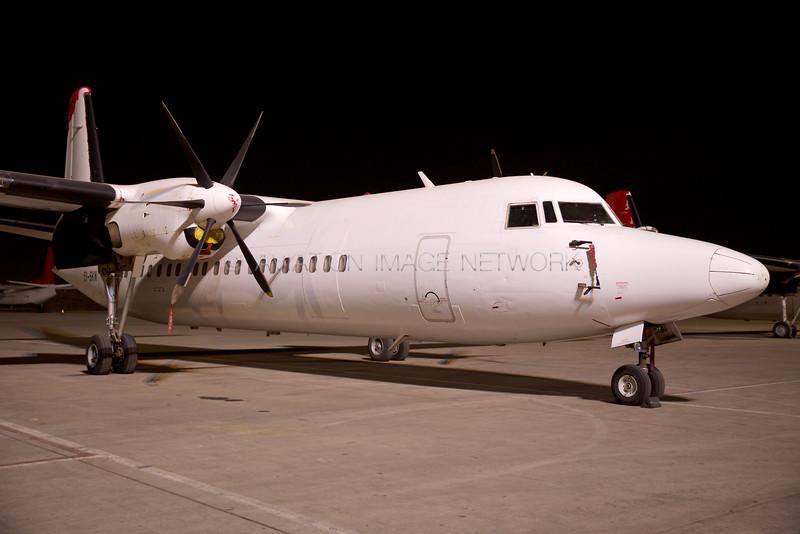5Y-SKN   Fokker 50   Rudufu