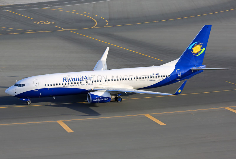 9XR-WF   Boeing 737-84Y   RwandAir