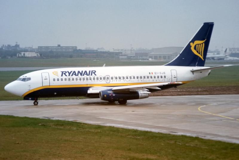 EI-CJE | Boeing 737-204(A) | Ryanair
