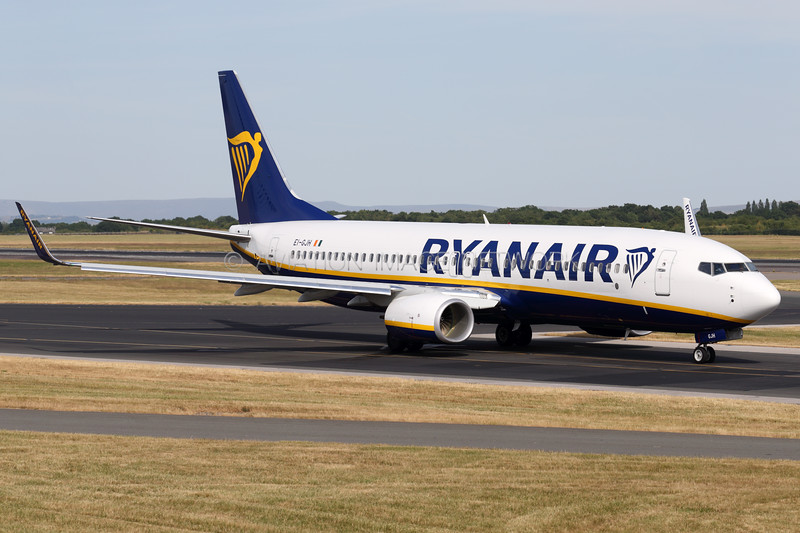 EI-GJH | Boeing 737-8AS | Ryanair