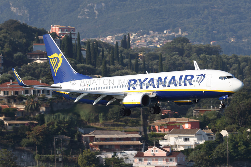 EI-DYP | Boeing 737-8AS | Ryanair