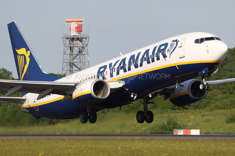 EI-DAL | Boeing 737-8AS | Ryanair