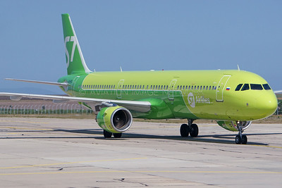 VQ-BQJ | Airbus A321-211 | S7 Airlines