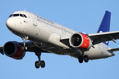 EI-SIB | Airbus A320-251N | SAS - Scnadinavian Airlines Ireland
