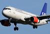 SE-RJF   Airbus A320-232   SAS - Scandinavian Airlines