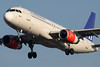OY-KAU | Airbus A320-232 | SAS - Scandinavian Airlines