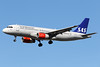 OY-KAY | Airbus A320-232 | SAS - Scandinavian Airlines
