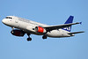 OY-KAW | Airbus A320-232 | SAS - Scandinavian Airlines
