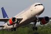 OY-KAP   Airbus A320-232   SAS - Scandinavian Airlines