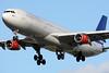 LN-RKF   Airbus A340-313   Scandinavian Airlines