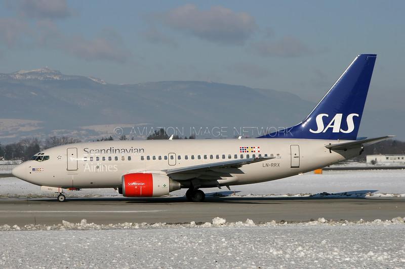 LN-RRX | Boeing 737-683 | SAS - Scandinavian Airlines