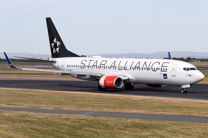 LN-RRL | Boeing 737-883 | SAS - Scandinavian Airlines