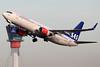 LN-RGB | Boeing 737-86N | SAS - Scandinavian Airlines