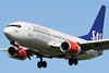 LN-TUF | Boeing 737-705 | Scandinavian Airlines