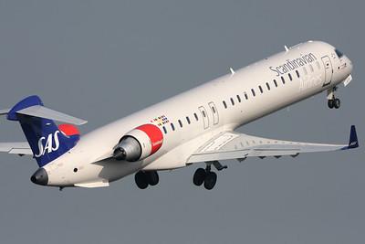 OY-KFF | Bombardier CRJ-900ER | SAS - Scandinavian Airlines