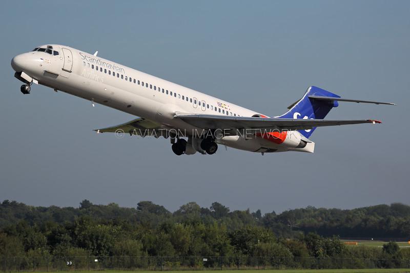 SE-DIP | McDonnell Douglas MD-87 | SAS - Scandinavian Airlines