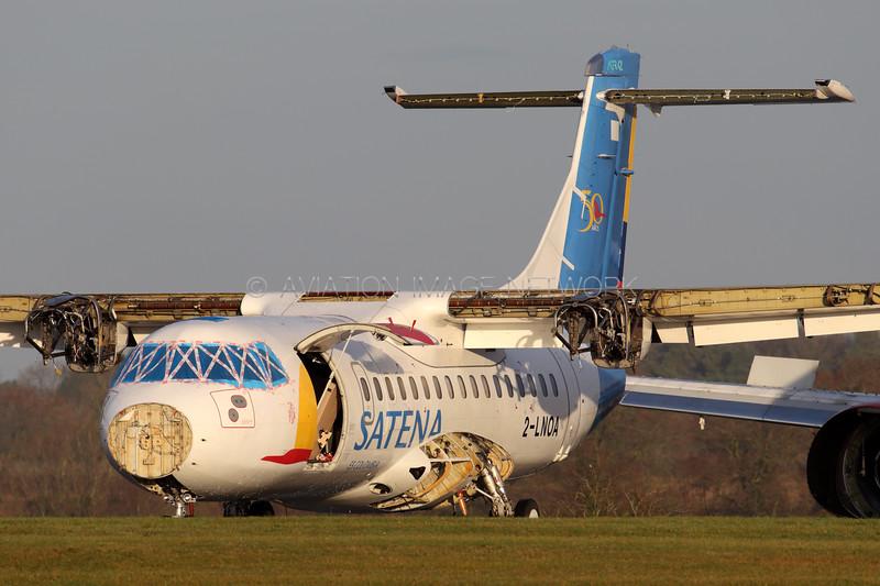 2-LNOA | ATR 42-500 | SATENA