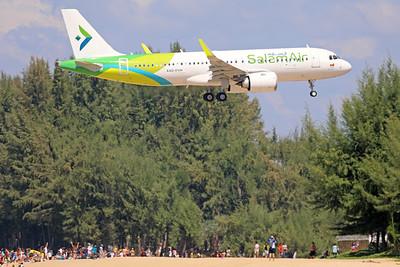 A4O-OVH | Airbus A320-251N | SalamAir