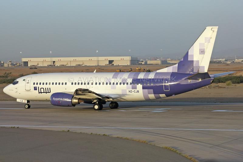 HZ-CJB | Boeing 737-3YO | Sama Airlines