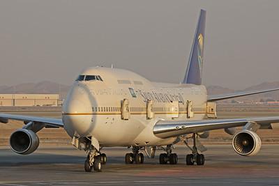 HZ-AIL   Boeing 747-368   Saudi Arabian