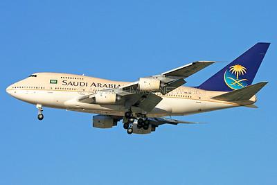 HZ-AIF | Boeing 747SP-68 | Saudi Arabian Airlines