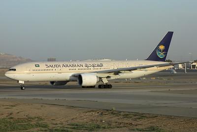 HZ-AKJ   Boeing 777-268/ER   Saudi Arabian