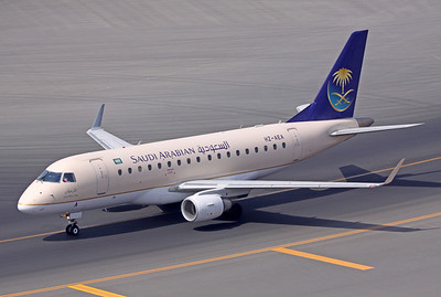 HZ-AEA   Embraer ERJ-170LR   Saudi Arabian