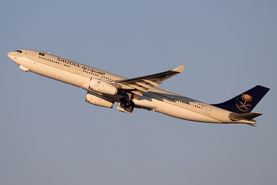 HZ-AQ28   Airbus A330-343   Saudia