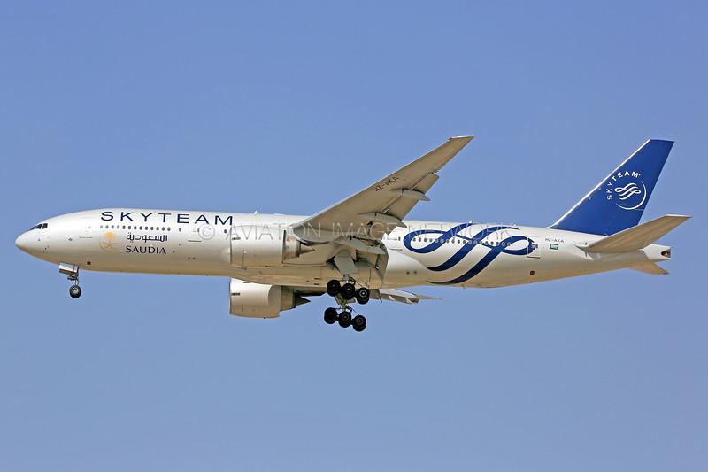 HZ-AKA | Boeing 777-268/ER | Saudia