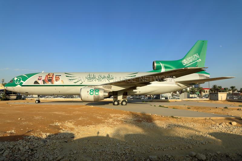 HZ-AHP   Lockheed L-1011-200 TriStar   Saudia