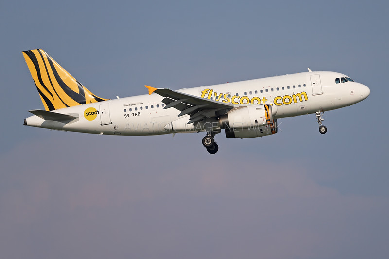 9V-TRB | Airbus A319-132 | Scoot